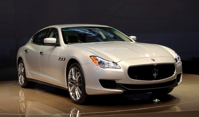 Following death of Yelchin Fiat Chrysler recalls 13,000 Maserati cars for rollaway issue