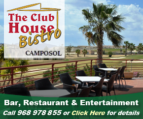 The club House Camposol