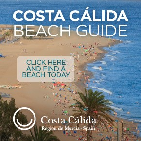 Murcia Turistica Beach Guide Home page