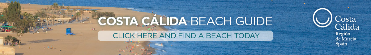 Murcia Beach Guide Home page