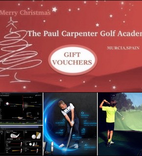 Paul Carpenter Christmas vouchers