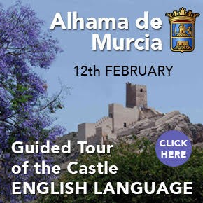 Alhama Castle tour 12th February