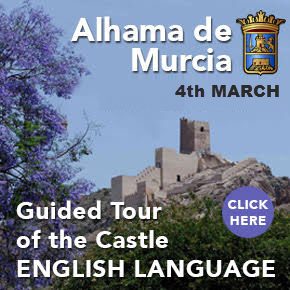 Alhama Castle tour 4th March