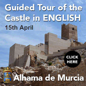 Alhama Castle Tour 15th April
