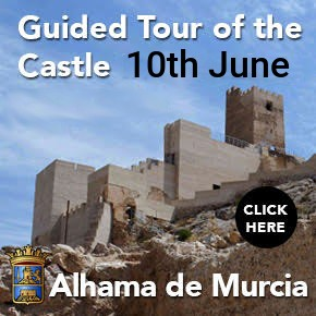 Alhama Castle Tour 6th May