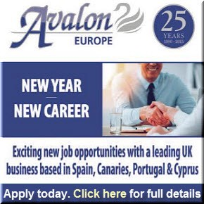 Avalon Recruitment Banner