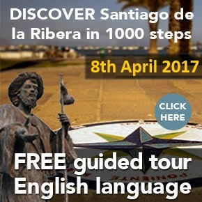 Santiago Guided tour