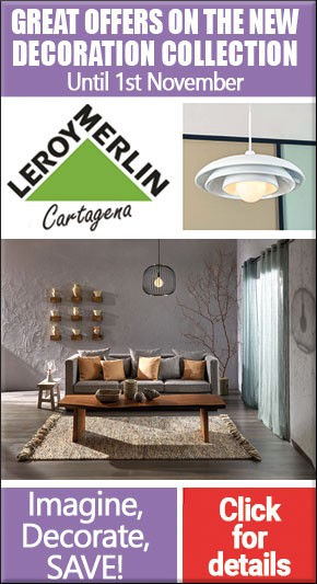 Leroy Merlin Cartagena Winter Decoration property pages