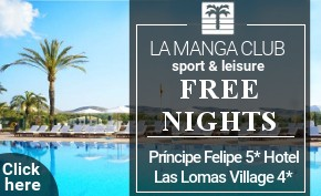 La Manga Club Free nights regional news