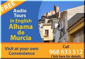 Alhama Audio Tour news