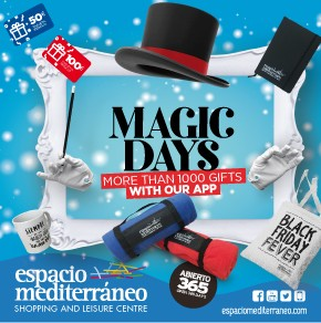 Espacio Mediterraneo Magic Banner