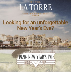 La Torre Golf Resort New Year's