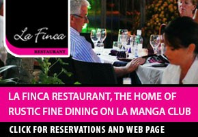 La Finca Restaurant La Manga Club Los Belones News