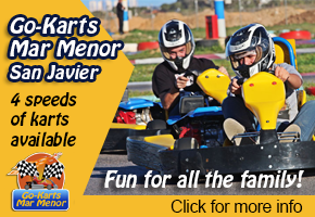 Go Kart Mar Menor