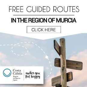 Murcia Turistica Free Guided Routes