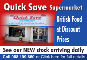 Quick Save English shopping