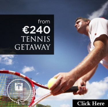 La Manga Club March Home Page Tennis