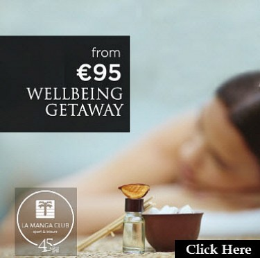 La Manga Club March Home page Wellbeing