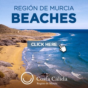 Murcia Beach Guide Home page banner