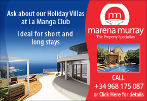 Marena Murray Holiday Villas  La Manga Club