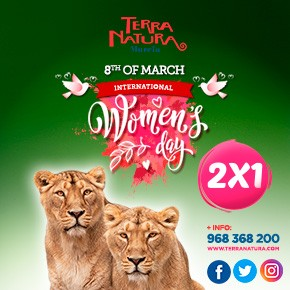 Terra Natura March Womens Day 2020 Banner2