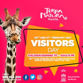 Terra Natura February 2021VISITOR DAY