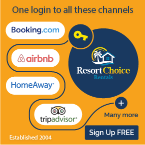 Resort Choice NEWS banners