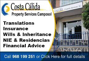 Costa Calida Property Services