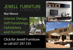 Jewell Furniture La Manga Club