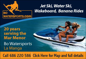 Bo Watersport Mar Menor