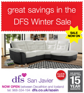 DFS FURNITURE MURCIA