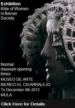 Iberian women exhibition