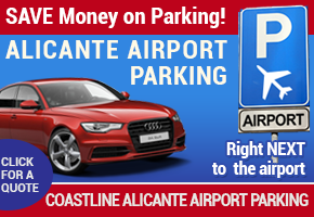 Alicante Airport Parking E Altet