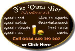 The Vista Bar Camposol
