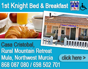 1st Knight Bed and Breakfast