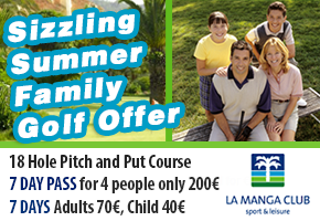 La Manga Golf Offers
