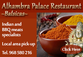Alhambra Palace and spice warehouse