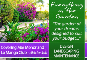 Everything in the Garden Mar Menor
