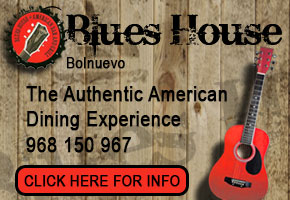 Blues house Bolnuevo