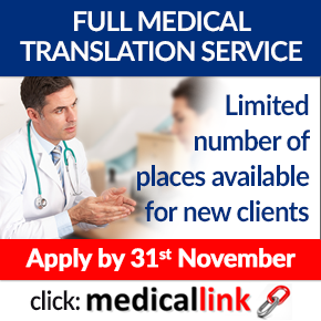 Medical link sign-up campaign