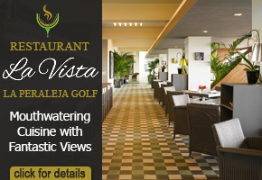 La Vista Restaurante Peraleja Golf
