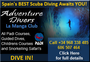 Adventure Divers La Manga Club