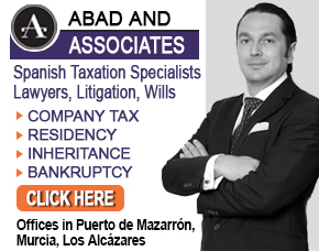 Abad Abogados static banner