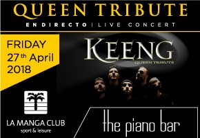 La Manga Club Queen Tribute