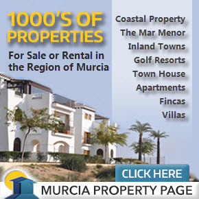 Murcia Property Page Square Banner