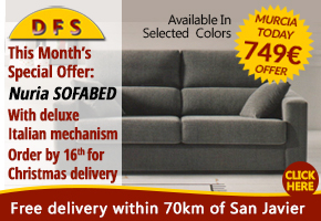 DFS Furniture San Javier