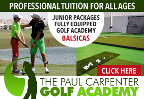 Paul Carpenter Golf Academy