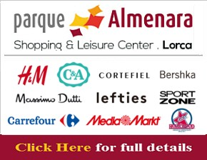 Parque Almenara Shopping Centre in page Lorca
