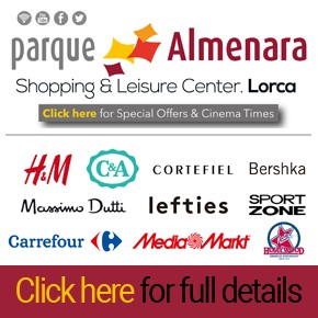Parque Almenara Shopping Centre in page