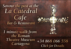 La Catedral restaurant Cartagena
